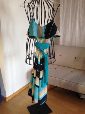VILA Sommerkleid 50th-Style