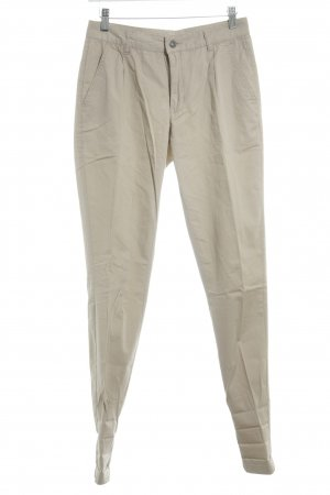 Vila Jersey Pants beige casual look