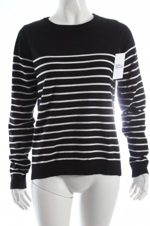Vila Strickpullover Colourblocking klassischer Stil