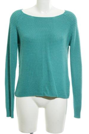 Vila Strickpullover mint Casual-Look