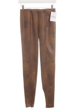 Vila Sweathose bronzefarben Country-Look