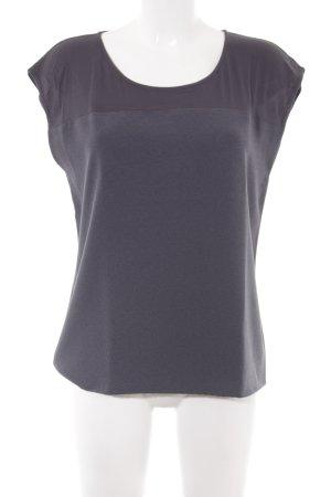 Vila T-Shirt grau Casual-Look