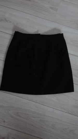 Vila High Waist Skirt black