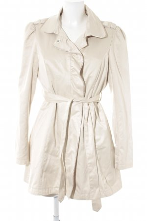 Vila Trenchcoat creme Casual-Look