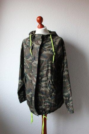 VILA Übergangsjacke/ Maki Army Jacket