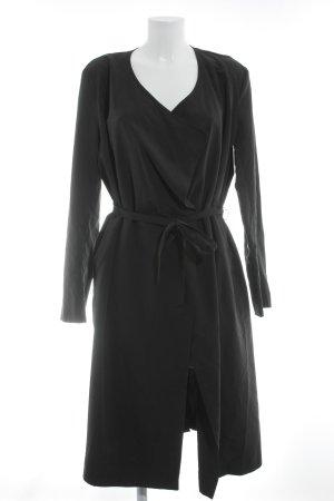 Vila Between-Seasons-Coat black extravagant style