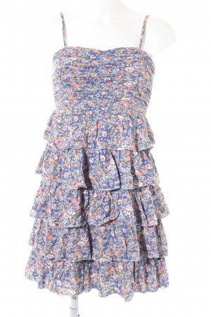 Vila Flounce Dress flower pattern casual look