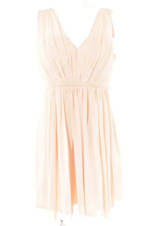 Villa Abendkleid apricot Elegant