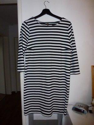 Villa Kleid schwarz weiß Gr. S