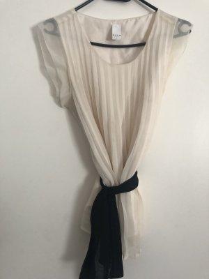 Villa Waterval shirt wit-zwart
