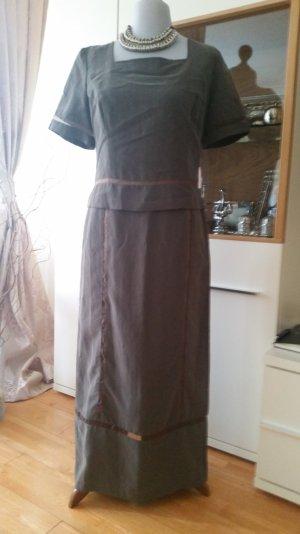 Vilona Mode's Schöne Wadenlange Kleid