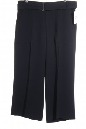 Vince 7/8-Hose dunkelblau Business-Look