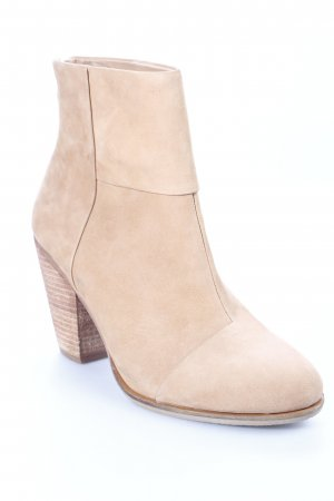 Vince Camuto Booties camel Boho-Look