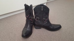 Vince Camuto Ankle Boots black leather