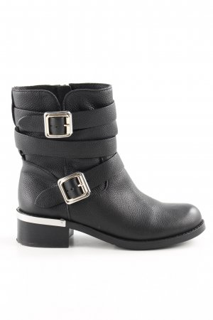 "Vince Camuto Botas moteras ""VC-Webey"" negro"
