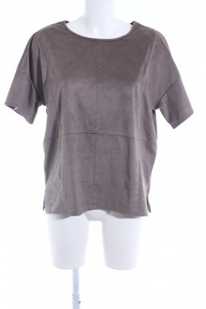 Vince Camuto Oversized Shirt grau Casual-Look