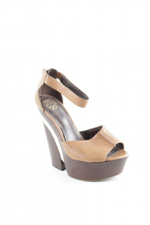 Vince Camuto Plateauzool sandalen veelkleurig Boho uitstraling