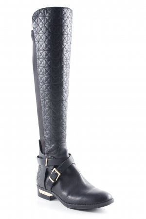 Vince Camuto Riding Boots black rider style