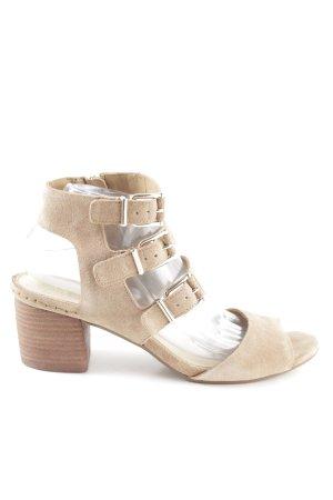 Vince Camuto Riemchen-Sandaletten nude-wollweiß Casual-Look