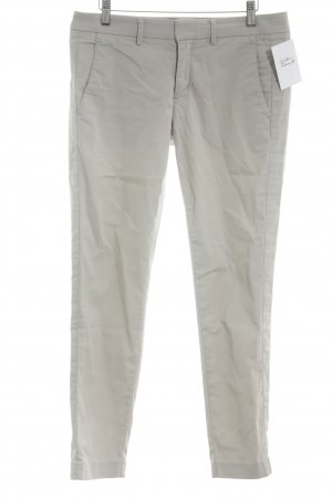 Vince Stretchhose hellbeige Casual-Look