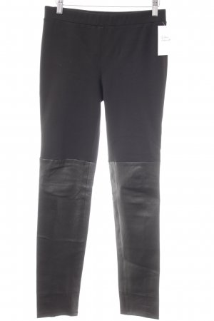 Vince Treggings negro look casual