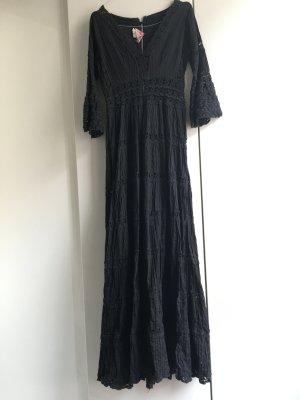 Vintag Boho Kleid
