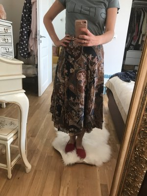 Wraparound Skirt multicolored