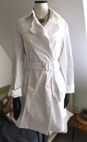 Burberry Abrigo blanco