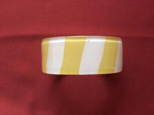 Vintage 1980's Yellow Bracelet