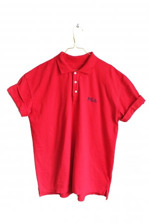 Vintage 90s Fila Polo Sports Oversize T-shirt