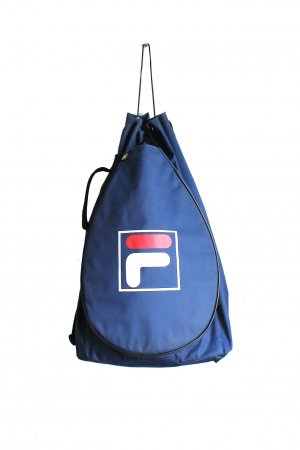 Vintage 90s Fila Sports Tennis Oversize Backpack