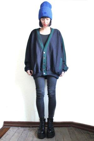 Vintage 90s Jupiter Sportswear Knit Bomber Jacket