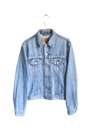 Vintage 90s Levis Denim Jeans Jacket