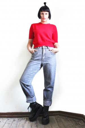 Vintage 90s Mascoti High Waisted Grunge Jeans
