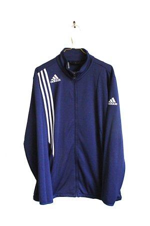 Vintage 90s Oversize Adidas Sports Long Jacket Dress