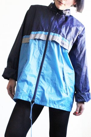 Vintage 90s Oversize Sports Adidas Windbreaker Jacket