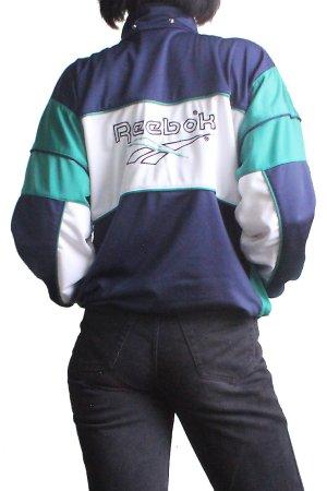 Vintage 90s Reebok Sports Bomber Jacket