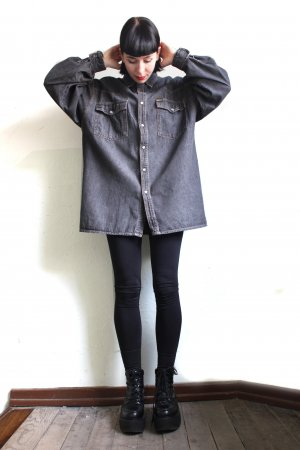 Vintage 90s Shirt Blouse Long Shirt