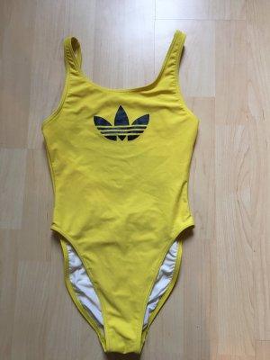 Adidas Maillot de bain jaune