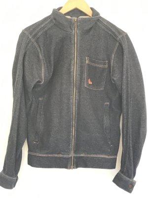 Vintage Adidas Jacke in Jeansoptik