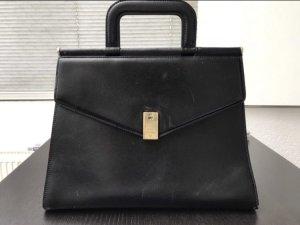 Vintage Aigner Handtasche schwarz