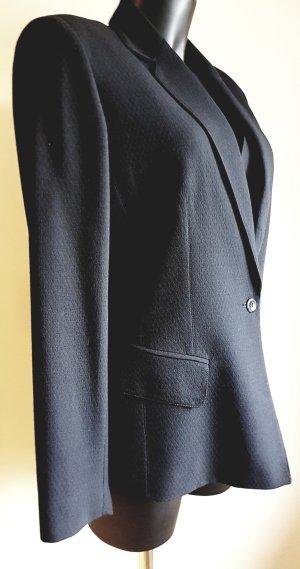 Anne Klein Short Blazer black mixture fibre