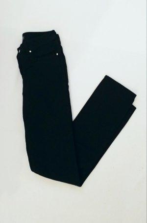 Armani Jeans Tube jeans zwart