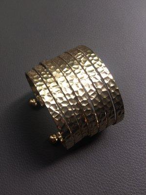 Mango Ajorca color oro-color bronce