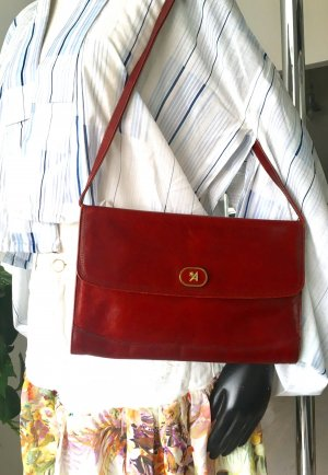 Assima Handbag bordeaux-brown red