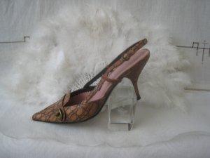 Vintage Bezaubernde Elegante Schuh von Miu Miu zum verlieben schön Top Zustand