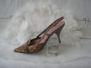 Vintage Bezaubernder Eleganter Schuh von Miu Miu zum verlieben schön Top Zustand
