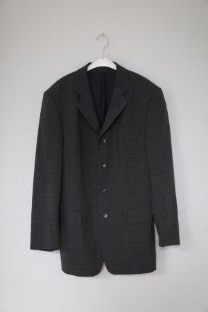 beclaimed vintage Blazer boyfriend gris foncé