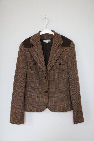 beclaimed vintage Blazer boyfriend brun