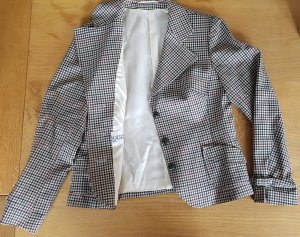 Vintage Blazer mit Karomuster